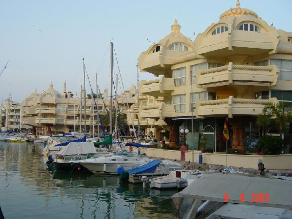 Benalmadena and its architecture